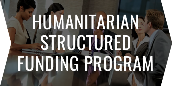 Synergyworx - Services - Humanitarian Structured Funding Program